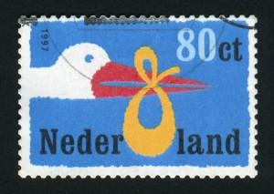 stork stamp